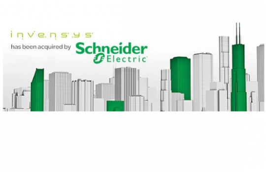 Schneider Electric completes the acquisition of Invensys and creates a unique player in Industry Automation